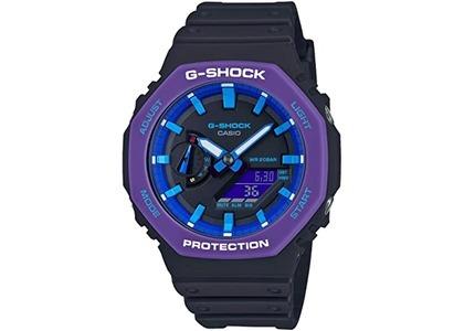 Casio G-Shock GA-2100THS-1AJR - 45mm in Resin の写真