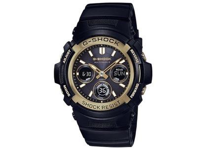 Casio G-Shock AWGM100SBG-1A - 47mm in Resin の写真
