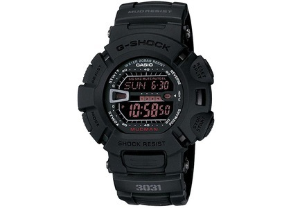 Casio G-Shock G9000MS-1 - 52mm in Resin の写真