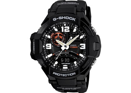 Casio G-Shock GA1000-1A - 47mm in Resin の写真