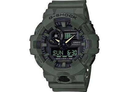 Casio G-Shock Analog-Digital GA700UC-3A - 58mm in Resin の写真