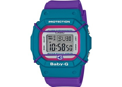 Casio G-Shock Baby-G BGD-525F-6JR - 40mm in Resin の写真