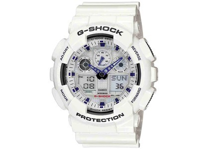 Casio G-Shock GA100A-7A - 55mm in Resin の写真