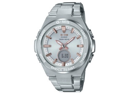 Casio G-Shock MSGS200D-7A - 40mm in Stainless Steel の写真