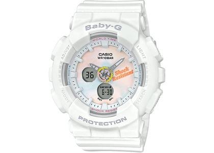 Casio G-Shock Baby G BA120T-7A - 46mm in Resin の写真