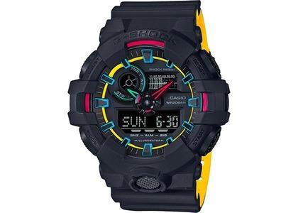 Casio G-Shock Analog-Digital GA700SE-1A9 - 58mm in Resin の写真