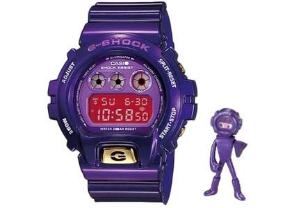 Purple Man x Casio G-Shock Box Set DW-6900SW-6 - 48mm in Resin の写真