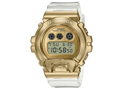 Casio G-Shock GM-6900SG-9 - 49mm in Stainless Steel の写真