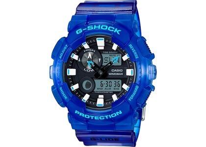 Casio G-Shock Analog-Digital GAX100MSA-2A - 55mm in Resin の写真