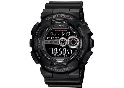 Casio G-Shock GD100-1B - 50mm in Resin の写真
