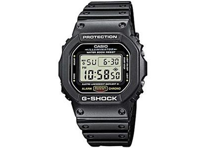 Casio G-Shock DW5600E-1V - 45mm in Resin の写真