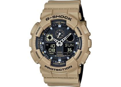 Casio G-Shock GA100L-8A - 51mm in Resin の写真