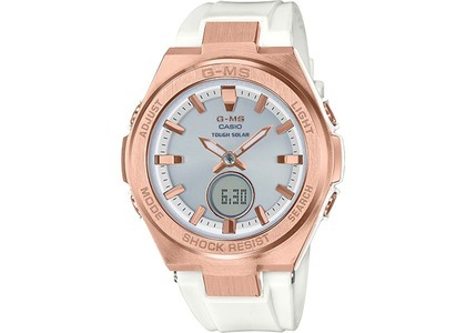 Casio MSGS200G-7A MSGS200G-7A - 38.4mm in Rose Gold の写真