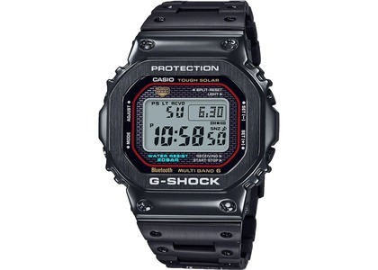 Casio G-Shock 35th Anniversary Porter Case GMW-B5000TFC-1 - 44mm in Stainless Steel の写真