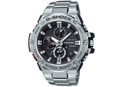Casio G-Shock GSTB100D-1A - 54mm in Stainless Steelの写真