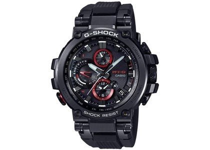 Casio G-Shock MT-G MTGN1000B-1A - 52mm in Stainless Steelの写真