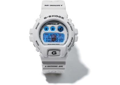 Bape x Casio G-Shock Outline Camo DW-6900 - 50mm in Resinの写真