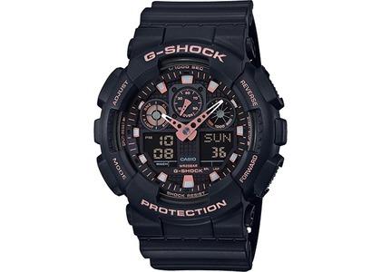 Casio G-Shock Analog-Digital GA100GBX-1A4 - 55mm in Resinの写真