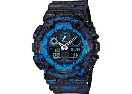 Stash x Casio G-Shock Collaboration Limited Edition GA100ST-2A - 55mm in Resinの写真
