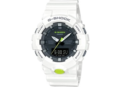 Casio G-Shock Analog-Digital GA800SC-7A - 54mm in Resinの写真