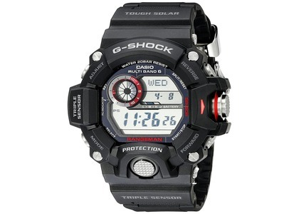 Casio G-Shock Rangeman Triple Sensor GW-9400-1D - 55mm in Resinの写真
