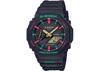 Casio G-Shock GA-2100TH-1A - 45mm in Resinの写真