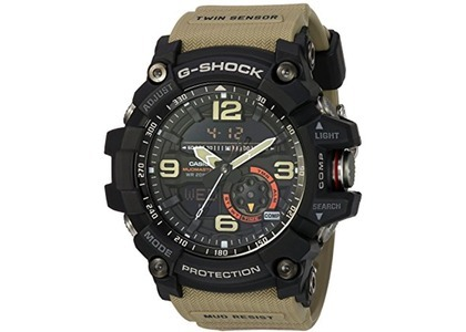 Casio G-Shock GG1000-1A5 - 55.3mm in Stainless Steelの写真