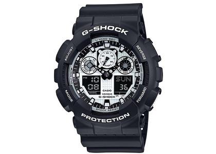 Casio G-Shock GA100BW1A - 55mm in Resinの写真