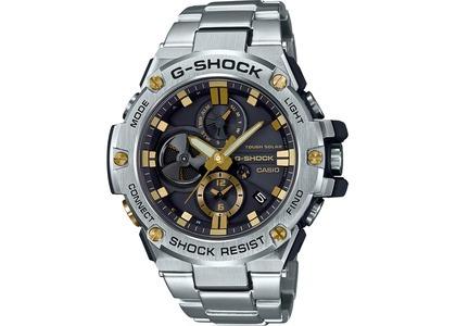 Casio G-Shock GSTB100D-1A9 - 54mm in Stainless Steelの写真