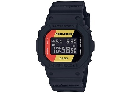 Casio G-Shock The Hundreds Limited Edition DW-5600HDR-1 - 49mm in Rubberの写真