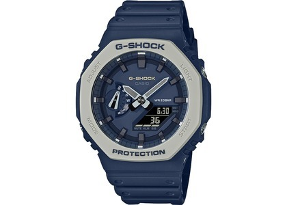 Casio G-Shock GA2110ET-2A - 45mm in Resinの写真