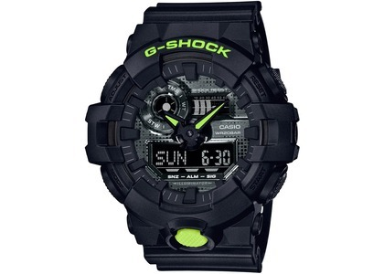 Casio G-Shock GA700DC-1A - 53mm in Resinの写真