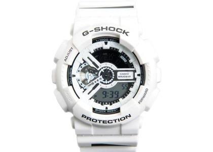 Casio G-Shock GA-110MH-7ACR - 51mm in Resinの写真