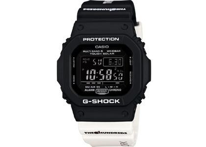 The Hundreds x Casio G-Shock GW-M5610TH-1CR - 43mm in Resinの写真