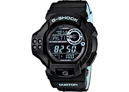 Casio G-Shock GDF100BTN-1 - 44mm in Siliconeの写真