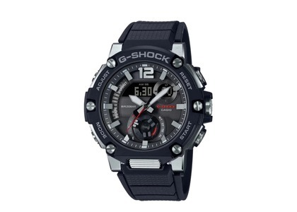 Casio G-Shock GSTB300-1A - 50mm in Stainless Steelの写真
