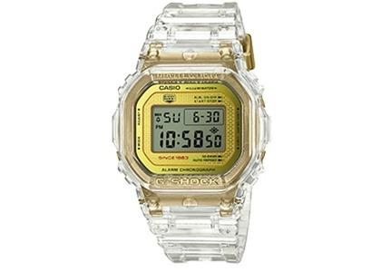 Casio G-Shock Glacier Gold DW5035E-7 - 44mm in Siliconeの写真