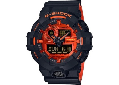 Casio G-Shock GA700BR-1A - 58mm in Resinの写真