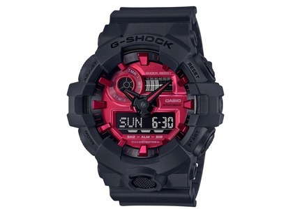 Casio G-Shock GA700AR-1A - 58mm in Resinの写真