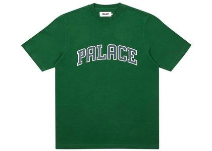 Palace Alas Heavyweight TShirt Green  (FW20)の写真