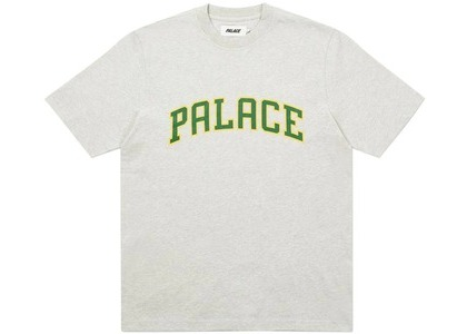 Palace Alas Heavyweight TShirt Grey Marl  (FW20)の写真