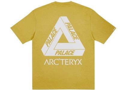 Palace Arc'Teryx TShirt Gold  (FW20)の写真