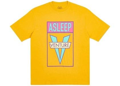 Palace Asleep To Venture TShirt Camel  (FW20)の写真