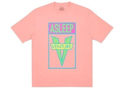Palace Asleep To Venture TShirt Pink  (FW20)の写真