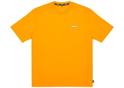 Palace Basically A TShirt Orange  (FW20)の写真