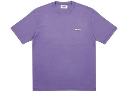 Palace Basically A TShirt Washed Purple  (FW20)の写真