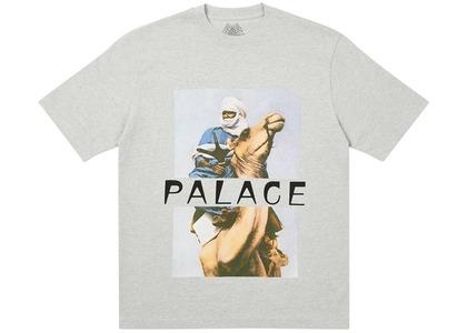 Palace Camel TShirt Grey Marl  (FW20)の写真