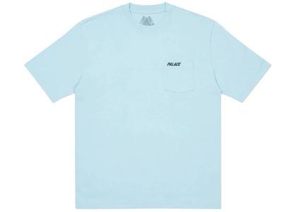 Palace Classic Pocket TShirt Blue  (FW20)の写真