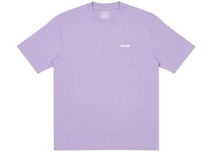 Palace Classic Pocket TShirt Purple  (FW20)の写真