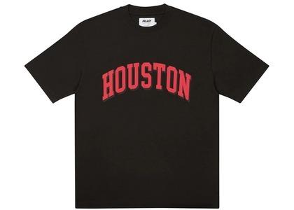 Palace Houston TShirt Black  (FW20)の写真
